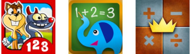 Apps de matemáticas para aprender en casa (iOS y Android)