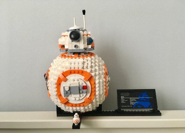 BB8 de Lego