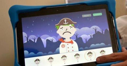 Música, auriculares y apps para niños enfermos